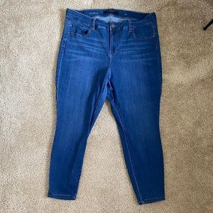 Liverpool LA high waisted skinny jeans